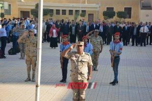 المدرسة العسكرية الرياضية بمحافظة الاسماعيلية تعلن عن قبول دفعة جديدة من الطلاب الموهوبين رياضيا
