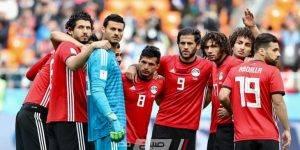 مباراة مصر وجنوب أفريقيا