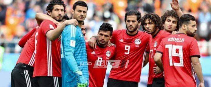 نتيجة مباراة مصر وجنوب أفريقيا فى كأس أمم أفريقيا 2019