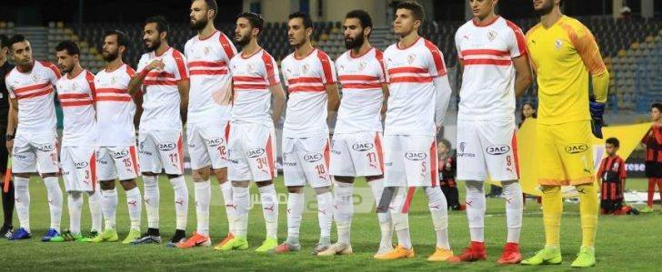 جدول مباريات الزمالك في الدوري المصري موسم 2019 2020 موقع صباح مصر