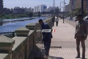 رئيس محلية دمنهور يتابع حملات النظافة بطريق الكورنيش