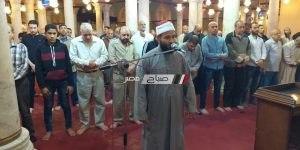 الصلاة في مساجد دمياط