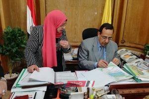 اعتماد نتيجة الشهادة الإعدادية بشمال سيناء بنسبة نجاح 81.3%