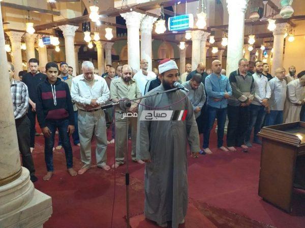 مواقيت الصلاة اليوم الاحد 16-6-2019 بتوقيت محافظه دمياط - موقع صباح مصر