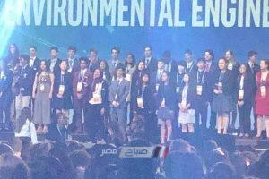 تعليم الإسكندرية يحصد المركز الثاني عالميا في معرض ( إنتل ) الدولي بالولايات المتحدة