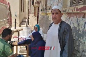 أوقاف دمياط تنظم حملة للتبرع بالدم بالتعاون مع مديرية الصحة