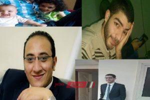 ننشر صور 3 اشخاص لقوا مصرعهم جراء حادث تصادم على طريق دمياط – بورسعيد
