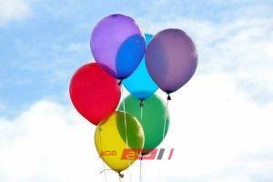 جمعية خليك إيجابي توزع بالونات وكحك العيد على الأطفال بالإسكندرية