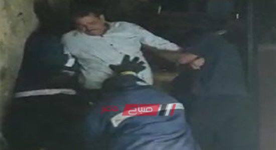 إنقاذ 7 أشخاص عالقين داخل مصعد فى منطقة شبرا
