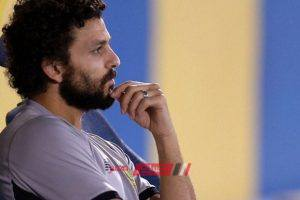حسام غالي يجدد عقده مع الجونة لمدة موسم جديد