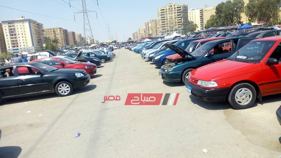 بالصور ركود كبير يصيب سوق السيارات المستعملة بمدينة نصر بالشلل