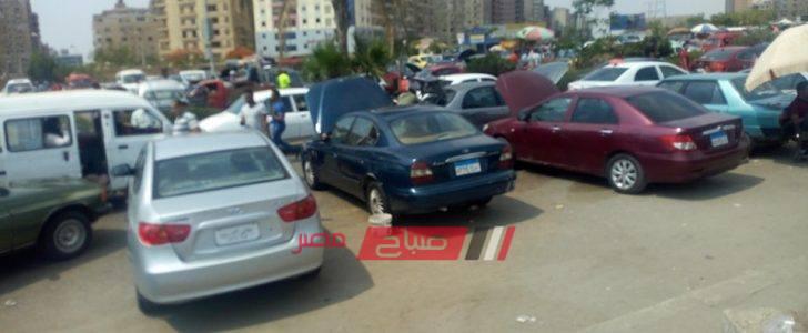 ركود كبير في أسواق بيع السيارات المستعملة في مصر وإنهيار بعض الأسعار