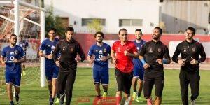 سيد عبد الحفيظ ولاعبي الأهلي