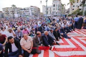 مواعيد الصلاة اليوم الأربعاء 8-4-2020 بتوقيت محافظة دمياط