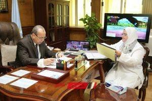 محافظ كفر الشيخ يعتمد تنسيق القبول بالتعليم الثانوي العام بمجموع 225 درجة