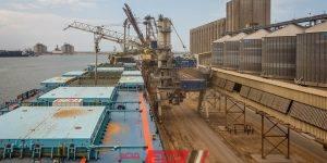 ميناء دمياط تصوير: كامل طارق