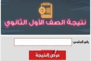 برقم الجلوس والاسم اعلان نتيجة أولي ثانوي 2019 دور مايو في هذا الموعد