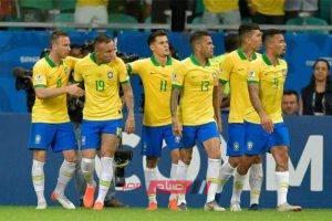 نتيجة مباراة بيرو والبرازيل كوبا امريكا