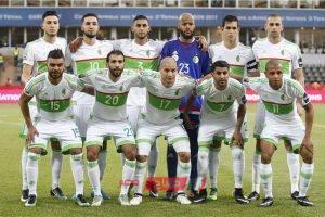 مباراة الجزائر وكينيا كأس أمم أفريقيا 2019