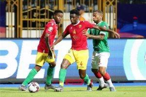 نتيجة مباراة غينيا ومدغشقر كأس أمم أفريقيا 2019