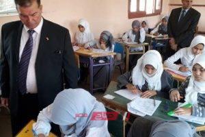 جداول امتحانات الدور الثاني لطلاب الشهادات الإبتدائية والإعدادية بمحافظة الغربية (عام\لغات)