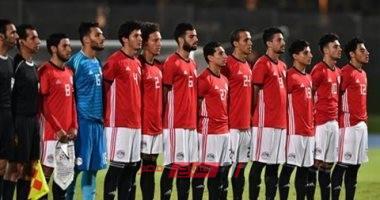 نتيجة مباراة منتخب مصر الأولمبى وأوزبكستان