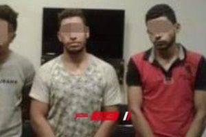 إلقاء القبض على 3 عاطلين بتهمة قتل شاب بمدينة السلام