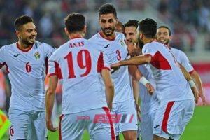 نتيجة مباراة الأردن مع إندونيسيا ودية دولية