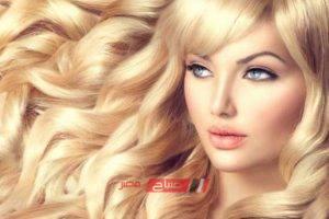 وصفات منزلية لتغيير شعرك للون الاشقر