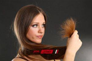تخلصى من تقصف وخشونة وجفاف شعرك