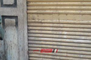بالصور غلق وتشميع محلات مخالفة شرق الإسكندرية