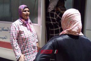 كشف مجانى عن 290 حالة شرق الإسكندرية