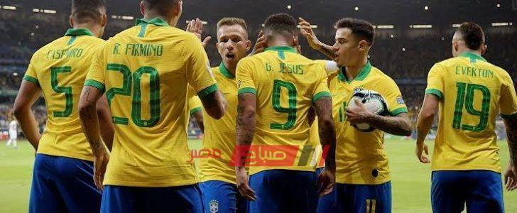 نتيجة مباراة البرازيل وبيرو فى كوبا امريكا