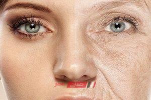 ماسكات طبيعية لبشرة خاليه من التجاعيد