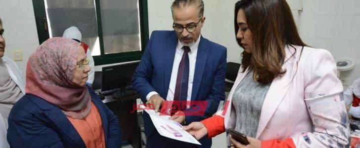 تحرير 20 محضر واغلاق 3 صيدليات مخالفة بدمياط
