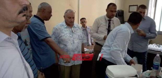 الاشتباه بتعاطي 4 موظفين للمخدرات بحي غرب الإسكندرية