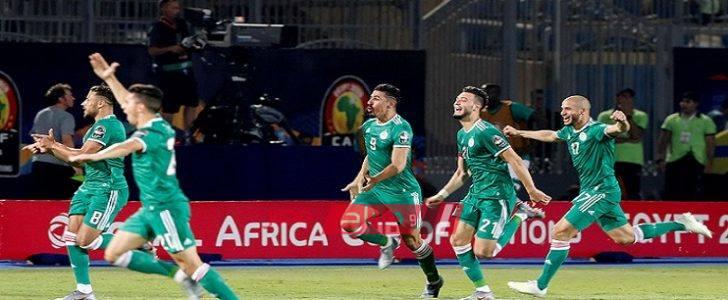نتيجة مباراة الجزائر والسنغال نهائى الأمم الأفريقية