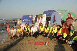محافظ كفرالشيخ يتابع حملات توعية الشباب ضد المخدرات بمصيف بلطيم