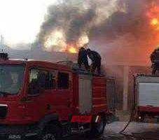 القبض علي ثلاث أشقاء أشعلوا النيران في مزرعةبالفيوم