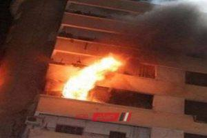 إصابة 3 أشخاص فى انفجار ماسورة غاز بمنطقة العصافرة بالإسكندرية
