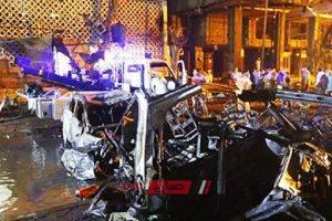 تفاصيل حادث معهد الأورام.. مصرع 19 شخص وإصابة 30 آخرين