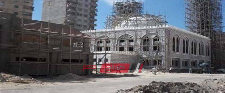 بناء 14 مسجد جديد على ترعة المحمودية بالإسكندرية