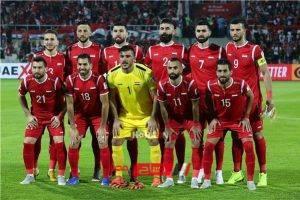 موعد مباراة سوريا ولبنان بطولة اتحاد غرب آسيا