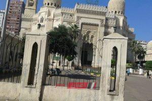 البدء في تطوير منطقة ميدان المساجد بمنطقة بحرى في الإسكندرية