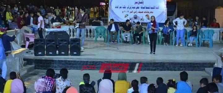 رأس البر تستضيف مهرجان عيد الأضحى لتنشيط السياحة