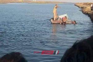 مصرع طفل غرقا في مياه قنال بدمياط