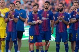 موعد مباراة برشلونة وآرسنال كأس جوهان غامبر 2019