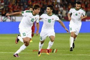موعد مباراة العراق وفلسطين بطولة اتحاد غرب آسيا