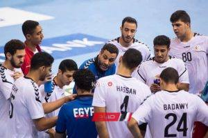 نتيجة مباراة مصر وألمانيا مونديال كرة اليد للناشئين
