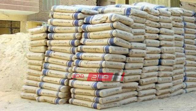 صباح مصر ينشر أسعار الأسمنت بكافة أنواع اليوم الإثنين 16-09-2019 باسواق مصر - موقع صباح مصر